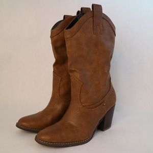 Guess Waverly Mid-Calf Boots